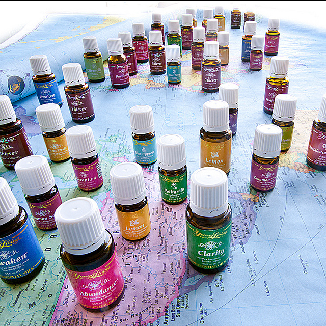 Why young living essential oils and not doterra